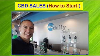 CBD SALES - Best CBD Oil Sales Job (Hemp Job - CBD Business)
