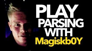 (Eng) Magiskb0Y @ PLAY PARSING | 1v4 clutch