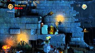LEGO Lord of the Rings Demo Gameplay