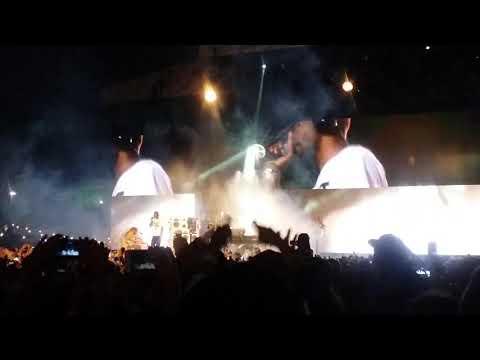 Frank Ocean - Nights [Live] @ FYF 2017