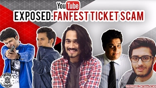 Exposed :Ticket Scam FT. BB KI VINES & CARRYMINATI