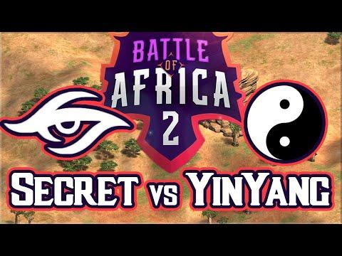 Battle of Africa 2 Semifinals | Secret vs YinYang