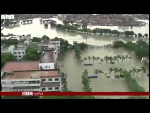 1998 Yangtze River Flood