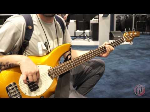 NAMM 2016 - Hartke TX600 Compact Bass Guitar Amplifier