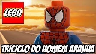 Lego Marvel Super Heroes - Triciclo do Homem Aranha