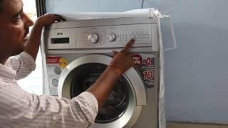 IFB: Front door washing machine | Demo | Elena Aqua SX 6KG 1000rpm