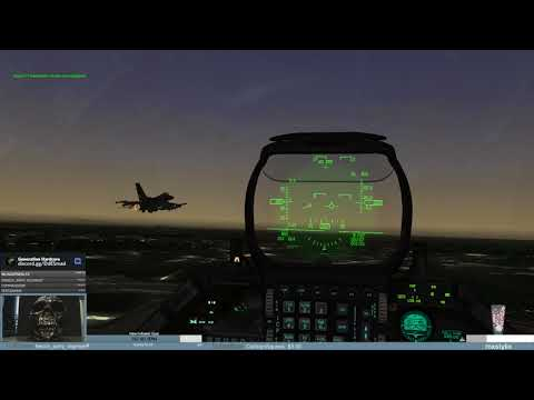 MX and Squeak Get it Done (Falcon BMS 4.33.3)
