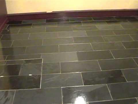 Slate Floor Restoration YouTube