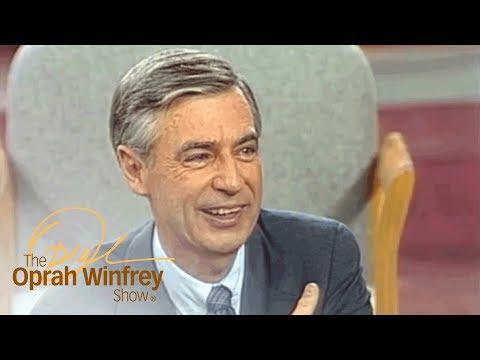 Did Mister Rogers Ever Lose His Temper? | The Oprah Winfrey Show | Oprah Winfrey Network