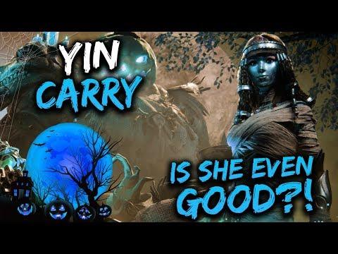 Paragon Yin Gameplay - YOU CAN'T ROCK ME!!!!