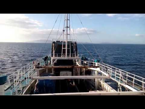 MV Starlite Jupiter from Batangas port to Calapan port, Or. Mindoro