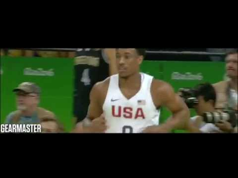 2016 Team USA Olympic Basketball Best Plays