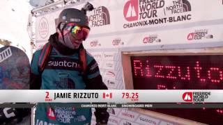 FWT14 Chamonix-Mont-Blanc Snowboard HIGHLIGHT