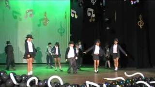 "Dança Alunos CEC-MG - Michael Jackson ""Billie Jean"""