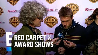 Did Charlie Hunnam Marry Longtime Love Morgana? | E! Red Carpet & Award Shows