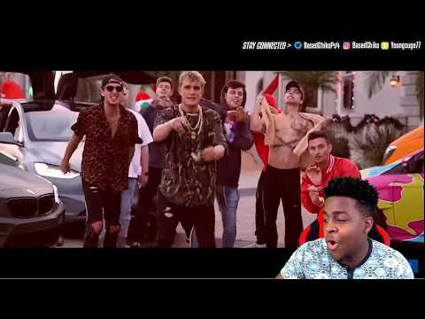 Thumbnail: Jake Paul - It's Everyday Bro (Remix) [feat. Gucci Mane] | REACTION