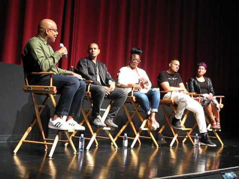 NAS: TIME IS ILLMATIC Q&A SVA THEATRE NYC June 27 2017