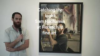Catching the Light (gallery talk in english #2)