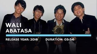Wali Band - Abatasa Lyric