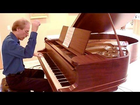 """""""Also sprach Zarathustra!"""" Intro: Richard Strauss; David Clark Little, piano"""