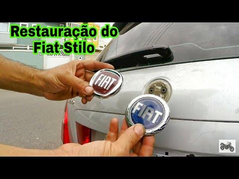 Restaurando Meu Fiat Stilo Sporting Deu Ruim Na Troca Das Borrachas De Porta