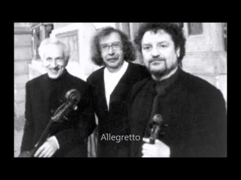 Dimitri Shostakovich   Trio n. 2 in mi minore op. 67 - Trio Tchaikowsky