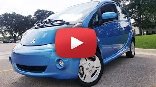 Mitsubishi IMiev: The Perfect Electric Car… For Some Things
