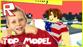 Top-Modell - FIRST PLACE TWICE | Roblox