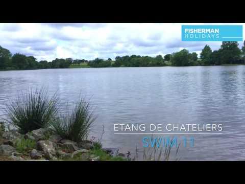 Etang des Châteliers - p. 11 - FishermanHolidays.com