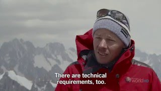 The Great Summits Mont Blanc (White Queen of the Alps) HD