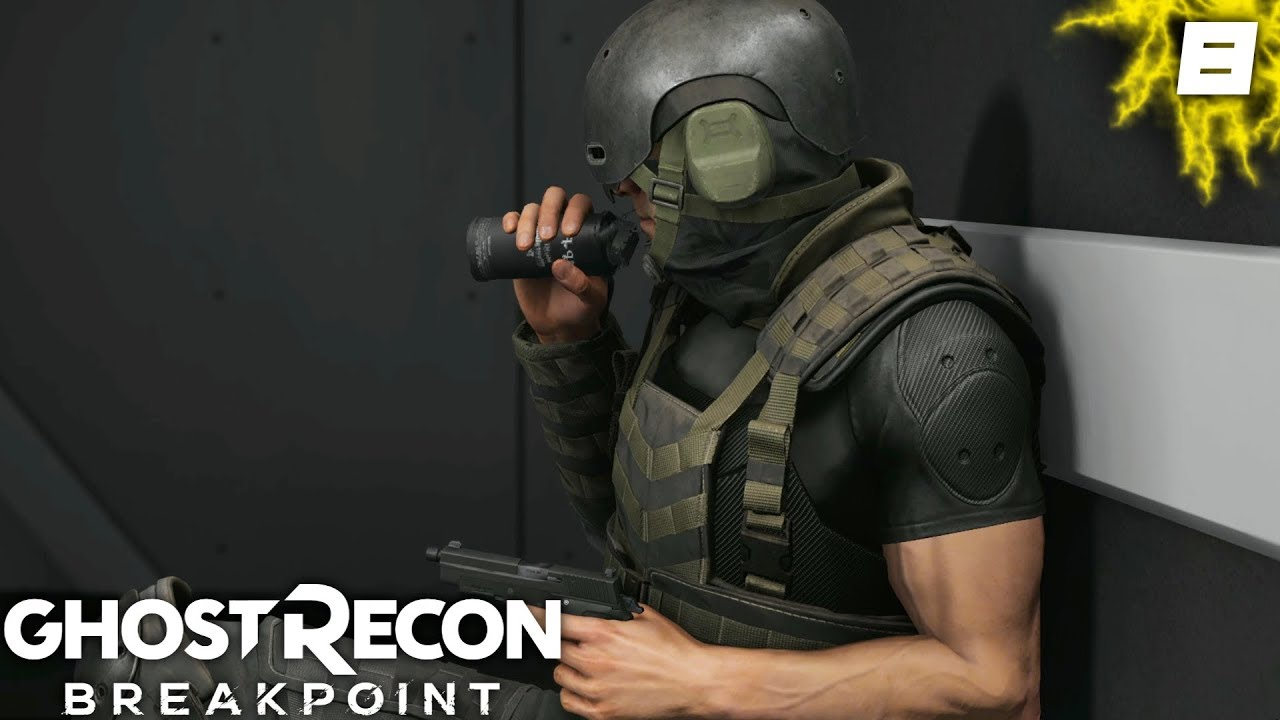 Ghost Recon Breakpoint Walkthrough Gameplay Part 8 Ambushed By