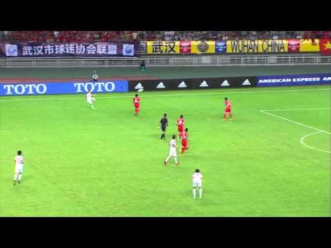 EAFF EAST ASIAN CUP 2015 CHINA PR vs DPR KOREA