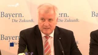 Ehrengäste in Aldersbach – das bayerische Kabinett tagt am Ort der Landesausstellung