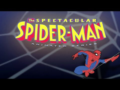 Spectacular Spiderman Intro HD (Blu-Ray 1080p)