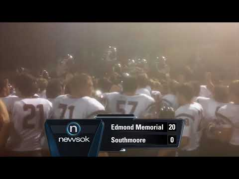 Varsity: Edmond Memorial Shuts Out Southmoore (2014-09-05)