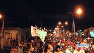 Mobilização de Getúlio Rêgo em Pau dos Ferros