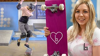 EASIEST WAY TO LEĄRN HOW TO OLLIE WHILE RIDING!