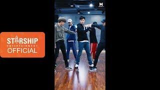 Video [SHOWNU][Dance Practice] 몬스타엑스 (MONSTA X) - 'DRAMARAMA' Vertical Video download MP3, 3GP, MP4, WEBM, AVI, FLV Juni 2018