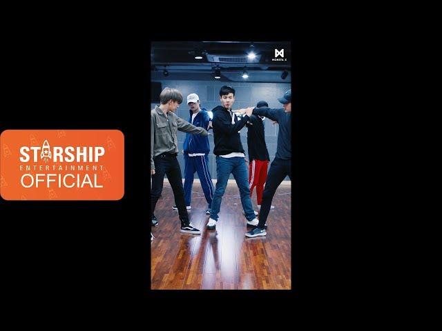 [SHOWNU][Dance Practice] 몬스타엑스 (MONSTA X) - 'DRAMARAMA' Vertical Video
