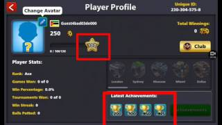 8 ball pool mod 3.10.0 long line unlimited cash and coins 100 level all achivements unlock anti ban