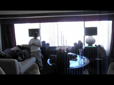 Planet Hollywood Panorama Suite Tour - YouTube