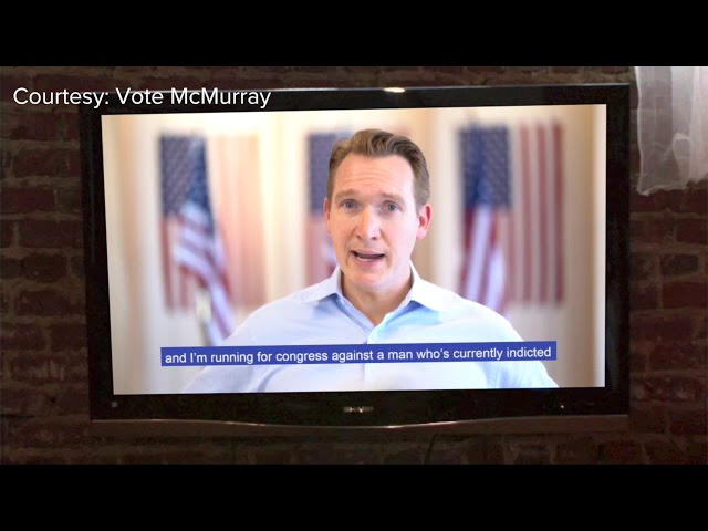 McMurray responds to Collins attack ad