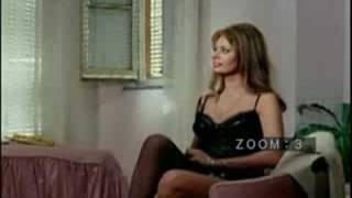 Sophia Loren In a CLassic HoT Lingerie Tease