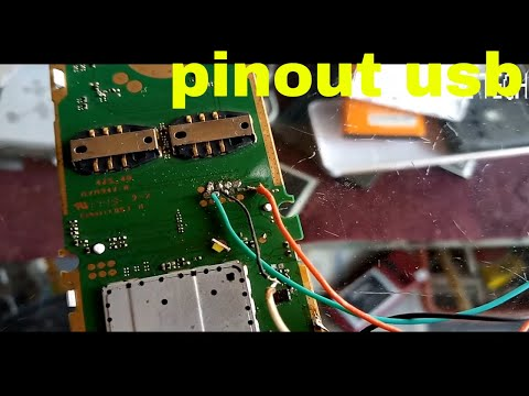 Nokia Ta 1034 Pinout Usb Flashing