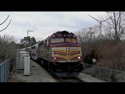Massachusetts Bay Transportation Authority - Commuter Rail