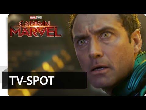 CAPTAIN MARVEL – Super Bowl TV-Spot | Marvel HD