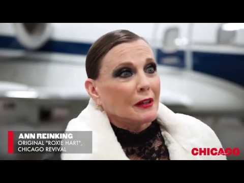 ann reinking against all odds