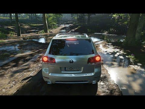 Forza Horizon 4 - 720HP VOLKSWAGEN TOUAREG R50 - OFF-ROAD - 1080p60FPS