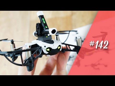 Parrot Mambo Minidrone  // deutsch // in 4K // #142