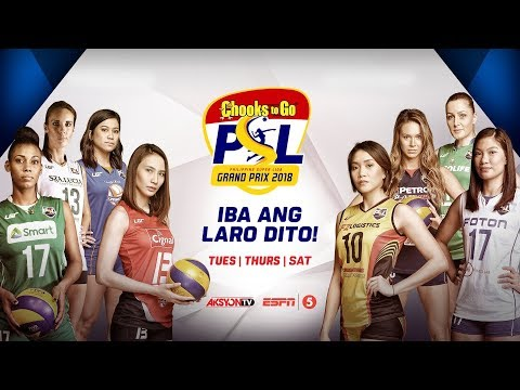 PSL Finals: F2 Logistics Cargo Movers vs. Petron Blaze ...